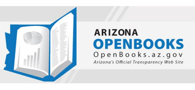 Arizona OpenBooks Logo